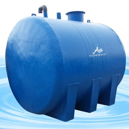 15 Tonluk Foseptik Tankı