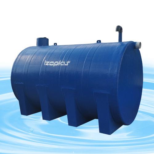 20 Tonluk Foseptik Tankı