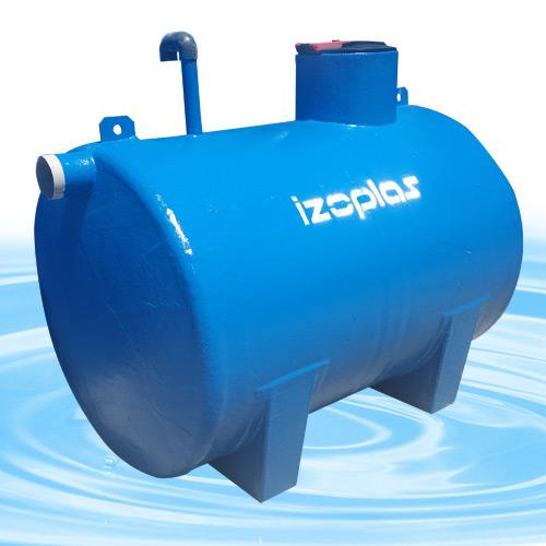 3 Tonluk Foseptik Tankı